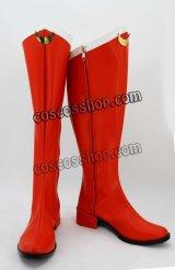 美少女戦士セーラームーン 月野うさぎ風 03 コスプレ靴 ブーツ