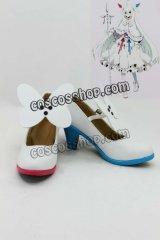 トゲキッス風 コスプレ靴 ブーツ