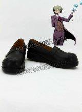アンライト〜Unlight〜 ブラウ風 コスプレ靴 ブーツ