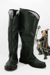ロード・オブ・ザ・リング The Lord of the Rings レゴラス/エルフ風 コスプレ靴 ブーツ