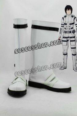 画像1: シドニアの騎士 谷風長道風 コスプレ靴 ブーツ