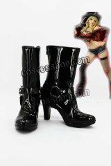 エルム街の悪夢 A Nightmare on Elm Street フレディ・クルーガー風 女性 コスプレ靴 ブーツ