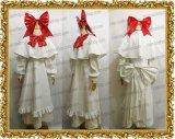 東方Project 上海人形風 白バージョン エナメル製 ●コスプレ衣装