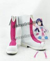 Love Live!ラブライブ! 僕たちはひとつの光 園田海未風 コスプレ靴 ブーツ