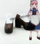 紅殻のパンドラ -GHOST URN- クラリオン風 コスプレ靴 ブーツ