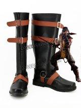 モータルコンバットX スコーピオン 全蠍人風 Scorpion コスプレ靴 ブーツ