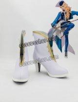 マクロスF マクロスフロンティア シェリル・ノーム風 07 コスプレ靴 ブーツ