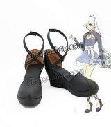 RWBY ルビー Volume 4 ワイス・シュニー風 02 コスプレ靴 ブーツ