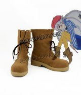 Axis Powers ヘタリア Kugelmugel クーゲルムーゲル君風 コスプレ靴 ブーツ
