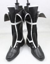 咎狗の血 グンジ風 02 コスプレ靴 ブーツ