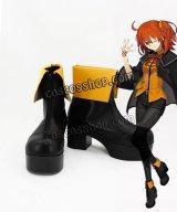 Fate/Grand Order フェイト・グランドオーダー 女主人公 ぐだ子風 藤丸立香 コスプレ靴 ブーツ