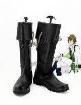 IDOLiSH7 アイドリッシュセブン 二階堂大和風 リスポ SSR コスプレ靴 ブーツ