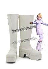 VOCALOID2 ボーカロイド project Mirai 2 鏡音レン風 The Snowman コスプレ靴 ブーツ