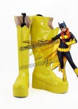The Batman バットマン風 ハロウィン 女 DCコミック コスプレ靴 ブーツ