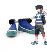 サトシ風 05 コスプレ靴 ブーツ