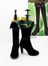 ハートの国のアリス 〜Wonderful Wonder World〜 アリス=リデル風 Alice コスプレ靴 ブーツ