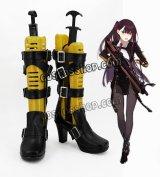 少女前線 Girls Frontline WA2000風 コスプレ靴 ブーツ