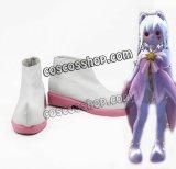 ドラゴンネスト Dragon Nest アカデミック風 02 コスプレ靴 ブーツ