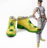 ジョジョの奇妙な冒険 岸辺露伴風 コスプレ靴 ブーツ