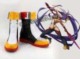 BLAZBLUE ブレイブルー マイ=ナツメ風 MAI NATSUME コスプレ靴 ブーツ