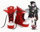 少女前線 Girls Frontline G11風 コスプレ靴 ブーツ