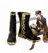 夢王国と眠れる100人の王子様 ミヤ風 月 文壇恋物語 コスプレ靴 ブーツ