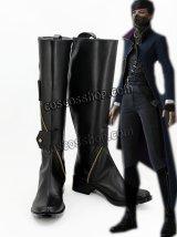 Dishonored2 ディスオナード2 エミリー・カルドウィン風 コスプレ靴 ブーツ