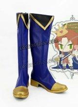 あんさんぶるスターズ! Knights ナイツ 月永レオ風 つきながれお コスプレ靴 ブーツ