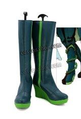 Axis Powers ヘタリア フランス風 コスプレ靴 ブーツ