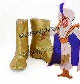 ハロウィン アラジン完結編 盗賊王の伝説 アラジン風 コスプレ靴 ブーツ