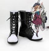 艦隊これくしょん−艦これ− 艦娘 秋雲風 コスプレ靴 ブーツ