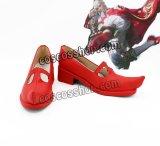 ファイナルファンタジーXIV FF14 アルフィノ Alphinaud アリゼー風 Alisaie コスプレ靴 ブーツ