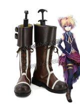 VOCALOID2 ボーカロイド2 鏡音リン風 ロミオとシンデレラ コスプレ靴 ブーツ