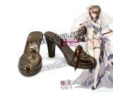 少女前線 Girls Frontline リー・エンフィールド風 NO.4 MK I コスプレ靴 ブーツ