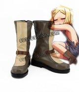 Fate/Grand Order フェイト・グランドオーダー ポール・バニヤン風 コスプレ靴 ブーツ