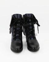 ロード・オブ・クエスト ドラゴンとユニコーンの剣風 コスプレ靴 ブーツ