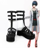 ペルソナ5 PERSONA5 武見妙風 たけみたえ コスプレ靴 ブーツ