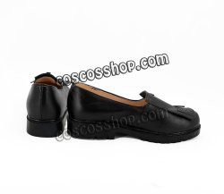 画像3: ペルソナ5 PERSONA5 ノワール 奥村春風 おくむらはる コスプレ靴 ブーツ