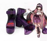 Fate/Grand Order フェイト・グランドオーダー 刑部姫風 おさかべひめ コスプレ靴 ブーツ