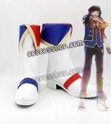 アイドルマスター SideM ANIMATION PROJECT 01「Reason!!」 天道輝風 コスプレ靴 ブーツ