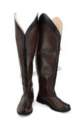 X-メン x-men ウルヴァリン風 Wolverine 02 コスプレ靴 ブーツ