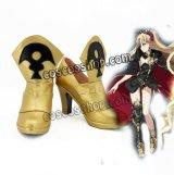 Fate/Grand Order フェイト・グランドオーダー 冥界の女神 エレシュキガル風 02 コスプレ靴 ブーツ