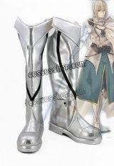 Fate/Grand Order フェイト・グランドオーダー ベディヴィエール風 コスプレ靴 ブーツ