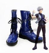 うたの☆プリンスさまっ マジLOVE2000% 黒崎蘭丸風 コスプレ靴 ブーツ