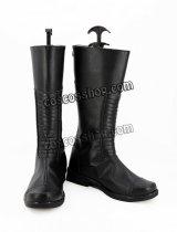 ファンタスティック・フォー Fantastic Four ブラックボルト ブラッカガール・ボルタゴン風 Blackagar Boltagon コスプレ靴 ブーツ