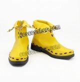 ファイナルファンタジーXIV FF14 online風 コスプレ靴 ブーツ