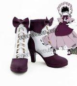 おそ松さん 松野トド松風 コスプレ靴 ブーツ