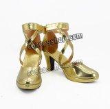 ファイアーエムブレム サーリャ風 Tharja コスプレ靴 ブーツ