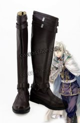 Fate/Grand Order フェイト・グランドオーダー ベディヴィエール風 02 コスプレ靴 ブーツ
