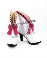 Fate/Grand Order フェイト・グランドオーダー 遠坂凛風 セーラー フォーマルクラフト衣装 コスプレ靴 ブーツ